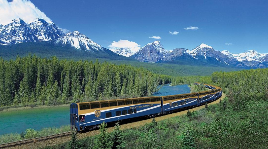 Enjoy the Trip of a Lifetime Aboard the Rocky Mountaineer!